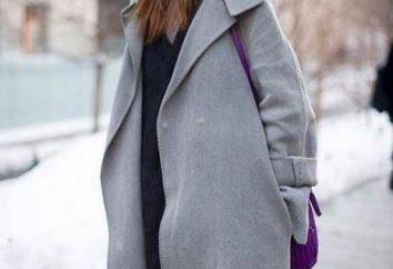 Płaszcz oversayz: w co się ubrać? Zalecenia ogólne.