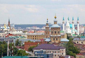 Kazan: Black Lake. Que voir dans la capitale du Tatarstan?