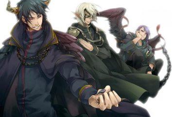 "Anime ""part time Satana"": i personaggi. ""Part time Satana"": la storia"