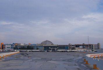 l'aeroporto di Kaliningrad – Khrabrovo: ubicazione, le infrastrutture, le regole di controllo di passaggio