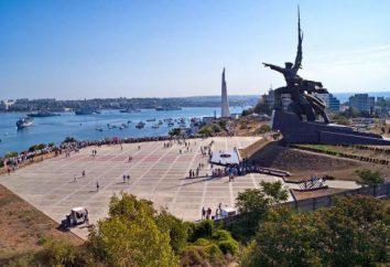 Gdzie się udać w Sewastopolu: opis, atrakcje turystyczne i zalecenia