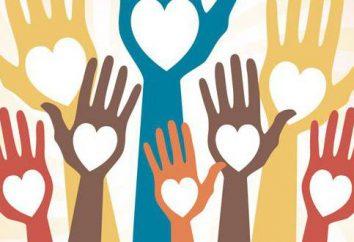 Les propositions avec le mot « charité » et d'autres exercices