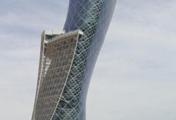 W jakich krajach są wieże opadające?