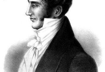 Ivan Ivanovich Kozlov: biographie et l'activité littéraire
