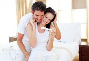 Quali sono i sintomi del primo giorno di gravidanza?