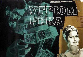 """Trama, attori, e il ruolo del """"Gloom-river"""" – l'adattamento cinematografico sovietica del romanzo di Vyacheslav Shishkov"""