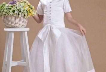 Wybierając strój piękne dziecko prawidłowo