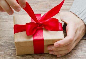 ¿Por qué a veces tan difícil encontrar el regalo adecuado?