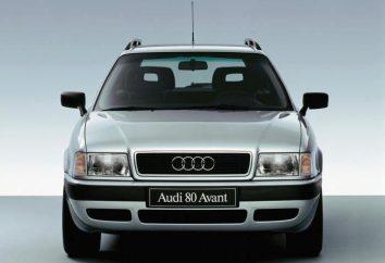 "Uniwersalia ""Audi"" Audi A6, Audi A4. Cechy, Jazda próbna"