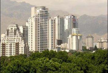 Tehran – capitale moderna dell'Iran