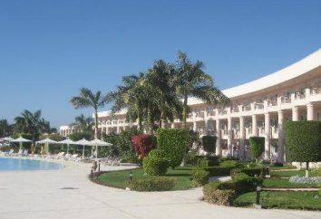 Azur Real Resort 5 *, Makadi Bay, Egito: A descrição do hotel, fotos e comentários