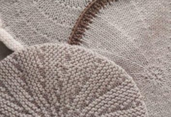 Dla ciała i duszy: chusteczki szprych drutach
