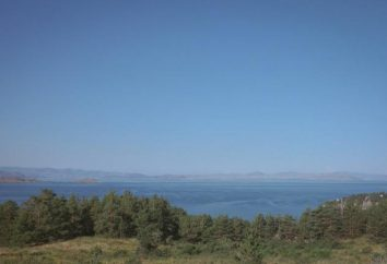 Zbiornik Bukhtarma, albo gdzie odpocząć w regionie East Kazakhstan