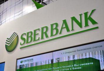 Como abrir uma conta no Sberbank de um indivíduo? Conta para pagamento sem dinheiro, são responsáveis por pensão