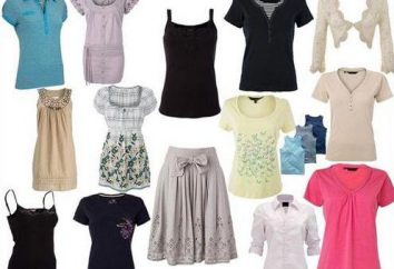 Secretos de su guardarropa: Los principales tipos de prendas de vestir