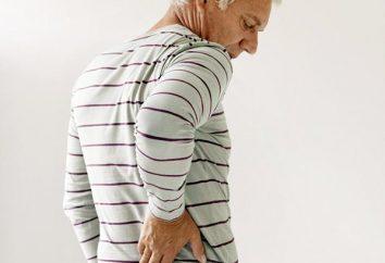 Ból w odpowiednich żeber pleców: Przyczyny