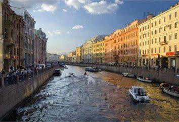 St. Petersburg: o clima e suas características