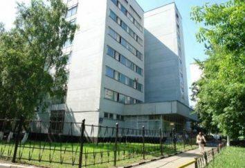 №107 policlínica (Moscú, calle de los decembristas.): Comentarios