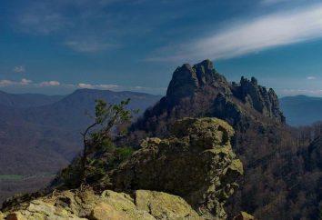 Turquie – une montagne dans la région de Krasnodar. Description, itinéraires, photo de dinde de montagne