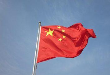 Symbolisant le drapeau et les armoiries de la Chine? Qu'est-ce que leur histoire?