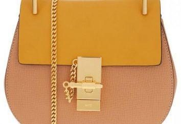 borsa di pelle delle donne sopra la spalla, Consigli, descrizione, le tendenze della moda