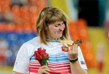 Tarasova Irina. Chęć wygrania