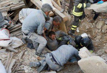 Lo que duele Amatrice? Terremoto en el centro de Italia