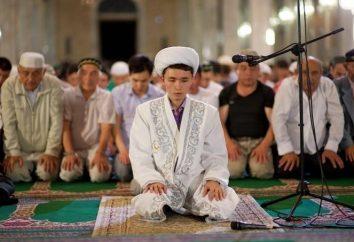 La prière – la principale prière musulmane