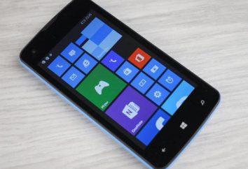 Smartphone Highscreen WinJoy: charakterystyka, lokalizacja, opinie