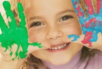 peculiaridades idade das crianças 4-5 anos: psicologia