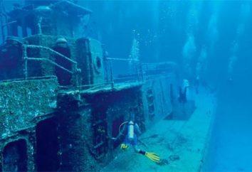 Wrecks – quantos deles no fundo dos mares e oceanos? Que segredos que tenham tomado com eles?