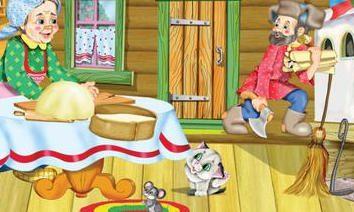 """""""Gingerbread"""" – conto popular russo. O enredo da história, os personagens"""
