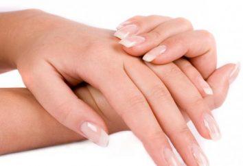 Podłużne smugi na paznokciach: Przyczyny i zabiegi