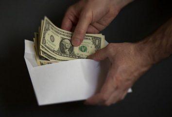 Limitazione della deduzione dal salario. Tipi e ordine delle deduzioni
