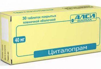 """Il farmaco """"Citalopram"""": recensioni di medici"""