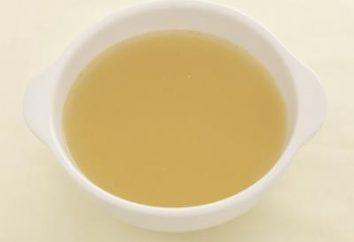 Jak zrobić zupę przezroczysty? domowych receptur