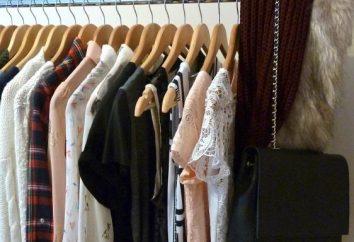 Kleiderstange: praktisch und bequem