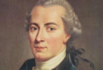 Qu'est-ce qu'une philosophie « chose en soi »? « La chose en soi », Kant