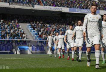 """Il gioco """"FIFA 16"""": recensioni, descrizioni, i requisiti"""