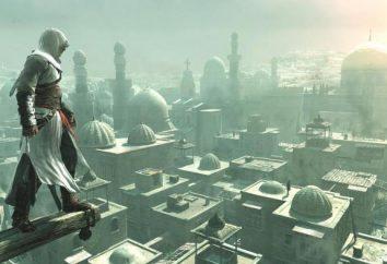 Assassins Creed. Alle Teile des Auftrags mit einer kurzen Beschreibung