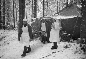O hospital de campo parece? Hospital de campo da Segunda Guerra Mundial