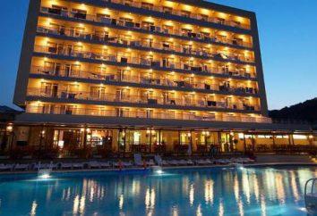 Detelina hotel Park Hotel 3 * (Bulgaria / Golden Sands): descripción del hotel y relajarse críticas