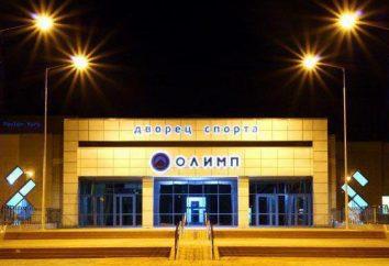 """Gdzie jest basen """"Olympus"""" (Obnińsk)?"""