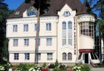 """Il pittoresco hotel """"nido del nobile"""" (Korolev)"""