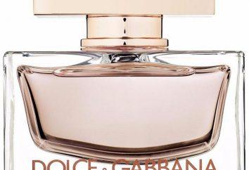 "Zapach ""Dolce & Gabbana Rose se van"": opis smaku i ocen"