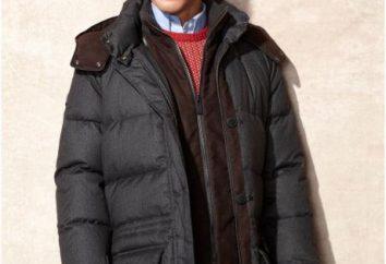 Parque de la chaqueta de los hombres – un artículo obligatorio de la ropa!