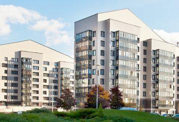 Doskonała klasa komfort mieszkania w Petersburgu z konstruktora Baltic Pearl