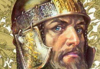 Yaroslavovich Alexander, príncipe de Novgorod: biografia