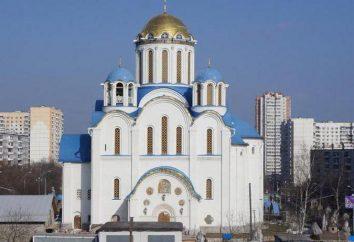 Świątynia Pokrovsky w Yasenevo: historia, zdjęcia, adres