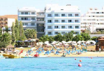Hotel Iliada Beach Hotel 4 * (Protaras, Chipre) fotos y comentarios